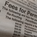 Hideout Permits and Fees